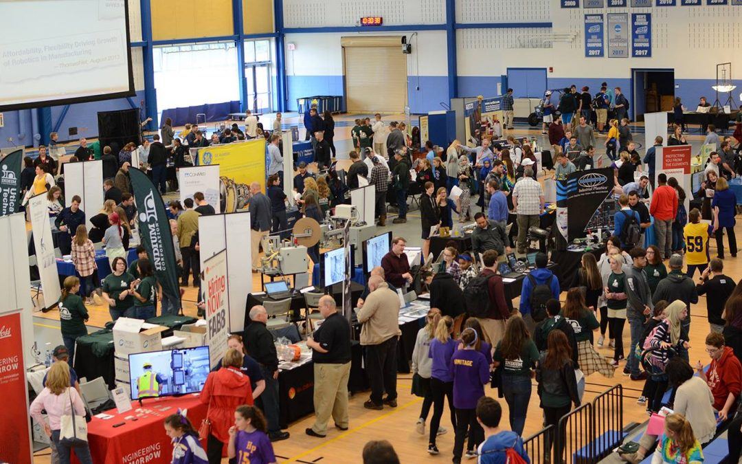 Manufacturing Day at SUNY Poly, 10/12/18